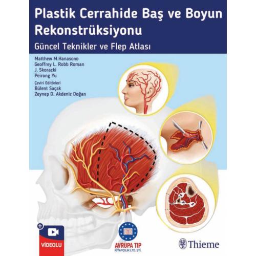 Plastik Cerrahide Baş ve Boyun Rekonstrüksiyonu