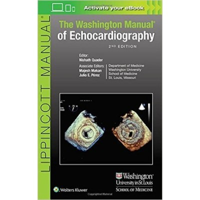 The Washington Manual of Echocardiography