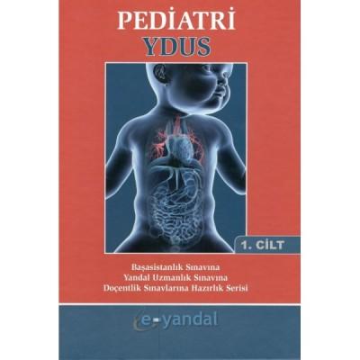 Pediatri Ydus Başasistanlık,Yandal Uzmanlık,Doçentlik Sınavlarına Hazırlık Serisi Cilt 1-2