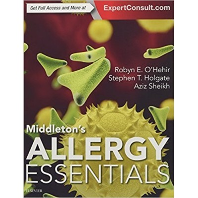 Middleton's Allergy Essentials, 1e