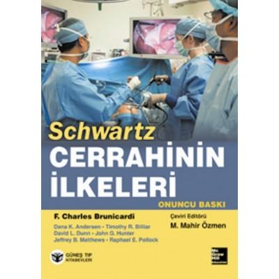 Schwartz Cerrahinin İlkeleri türkçe basım 2016