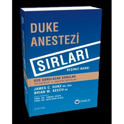 Duke Anestezi Sırları