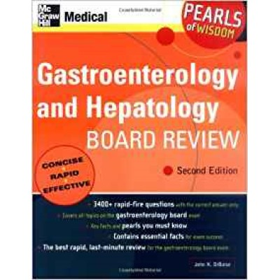 Gastroenterology and Hepatology Board Review: Pearls of Wisdom