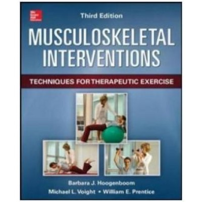 Musculoskeletal Interventions (Hardcover)