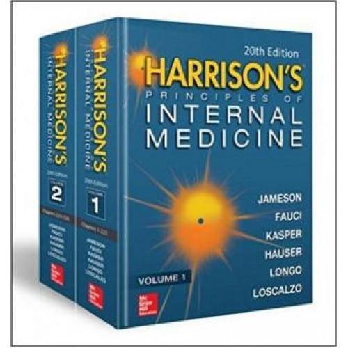 Harrison's Principles of Internal Medicine, Twentieth Edition