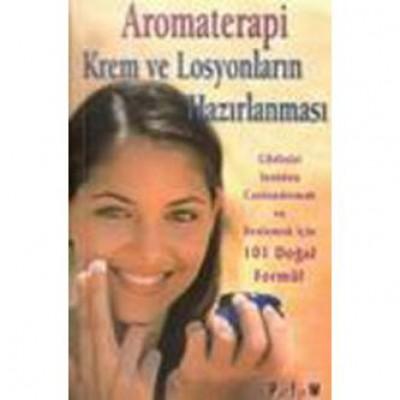 Aromaterapi Krem Ve Losyonların Haz.