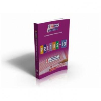 PRETUS Deneme Sınavları Serisi (10. Cilt )