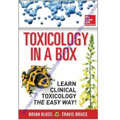 Toxicology in a Box Paperback