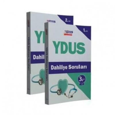 YDUS Dahiliye Soruları ( 3.Baskı ) 2.CİLT