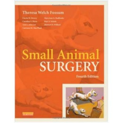 Small Animal Surgery, 4th Edition