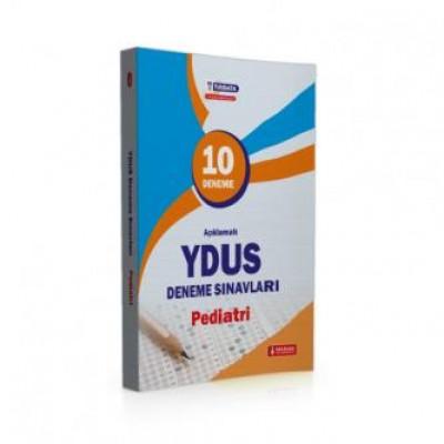 YDUS Pediatri Serisi - Açıklamalı 10 Deneme Sınavı Pediatri