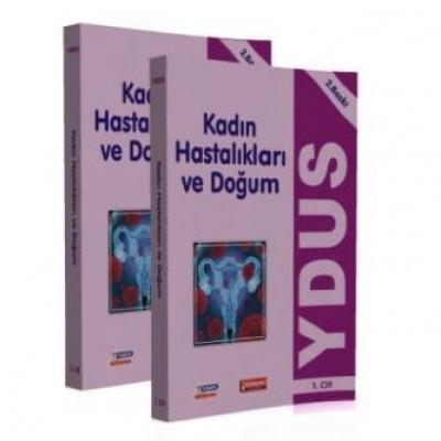 YDUS Kadın Hastalıkları Serisi - Kadın Hastalıkları Konu Kitabı