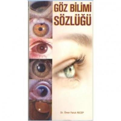 Göz Bilimi Sözlüğü