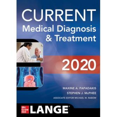 CURRENT Medical Diagnosis and Treatment 2020