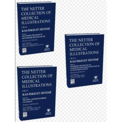 The Netter Collection of Medical Illustrations Kas-İskelet Sistemi