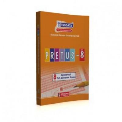 Pretus Deneme Sınavları Serisi 8. Cilt