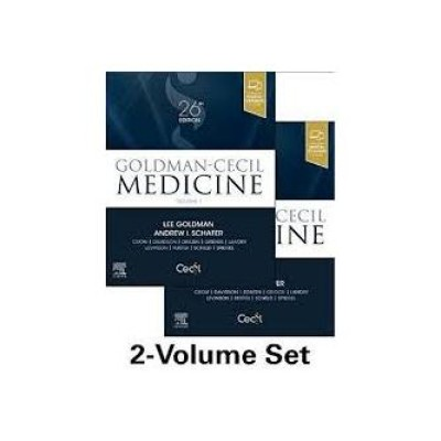 Goldman-Cecil Medicine International Edition, 2-Volume Set, 26th Edition