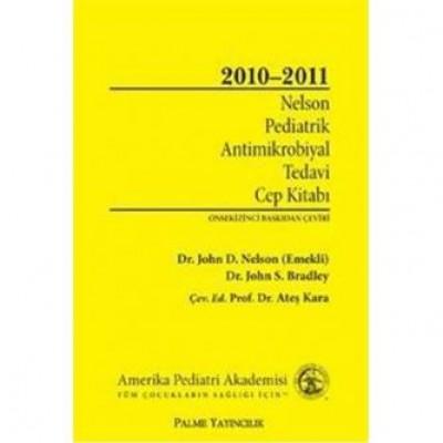 Nelson Pediyatrik Antimikrobiyal Tedavi Cep Kitabı