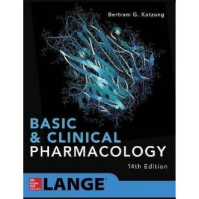 "Basic and Clinical Pharmacology ""Katzung"""