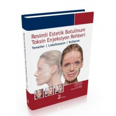 Resimli Estetik Botulinum Toksin Enjeksiyon Rehberi
