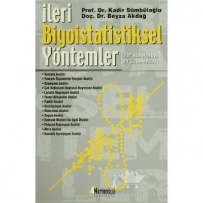 İleri Biyoistatistiksel Yöntemler: Tıp Alanında Uygulamalar