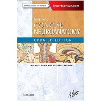 Netter's Concise Neuroanatomy Updated Edition, 1e (Netter Clinical Science)