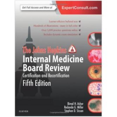 The Johns Hopkins Internal Medicine Board Review: Certification and Recertification,