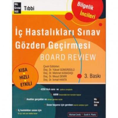 İç Hastalıkları Sınav Gözden Geçirmesi Board Review