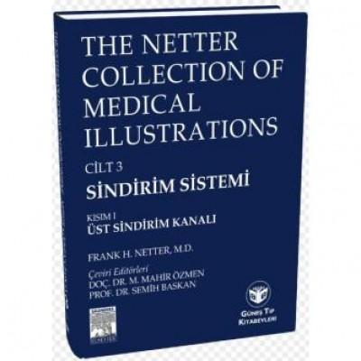 The Netter Collection Of Medical Illustrations Sindirim Sistemi: 1-2-3