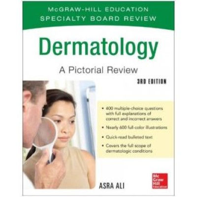 McGraw-Hill Specialty Board Review Dermatology A Pictorial Review