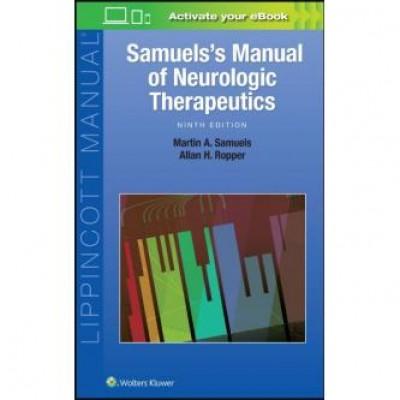 Samuels's Manual of Neurologic Therapeutics Ninth Edition