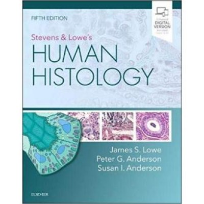 Stevens & Lowe's Human Histology 5th Edition