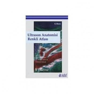 Ultrason Anatomisi Renkli Atlası
