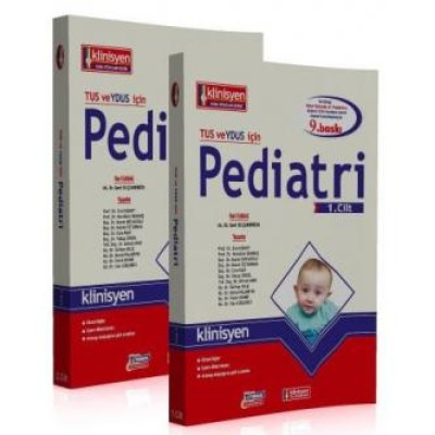 Klinisyen Konu Kitabı Pediatri