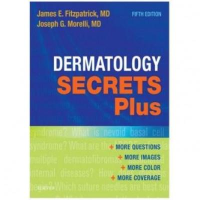 Dermatology Secrets Plus, 5th Edition