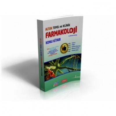 Klinisyen Altun Temel ve Klinik Farmakoloji Konu Kitabı