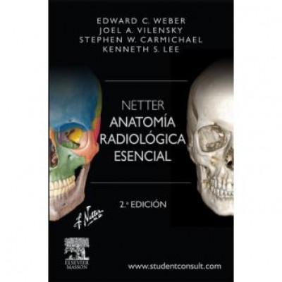 Netter's Concise Radiologic Anatomy 2nd Edition With STUDENT CONSULT Online Access