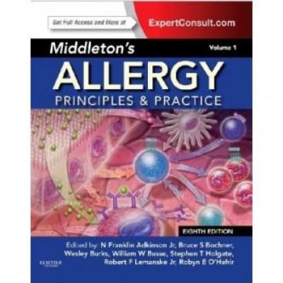 Middleton's Allergy 2-Volume Set, 8th Edition