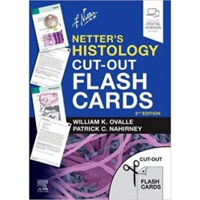 Netter's Histology Flash Cards, 2nd Edition