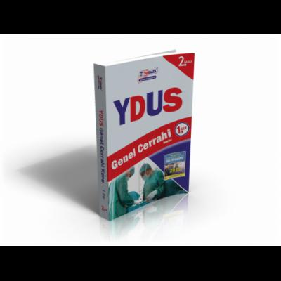 YDUS GENEL CERRAHİ / 1.2.Cilt  KONU KİTABI ( 2.Baskı )