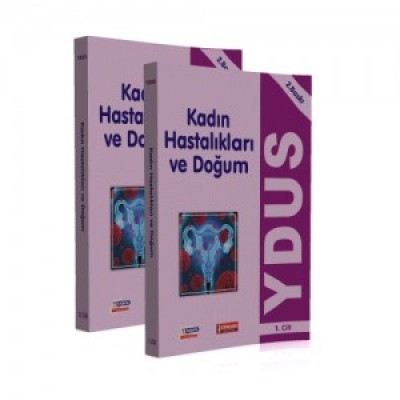 YDUS KONU KİTABI ( 2.BASKI ) K.DOĞUM / 1.2.Cilt