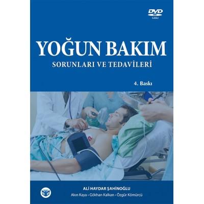 Yoğun Bakım Sorunları ve Tedavileri (Şahinoğlu) Kitap + DVD